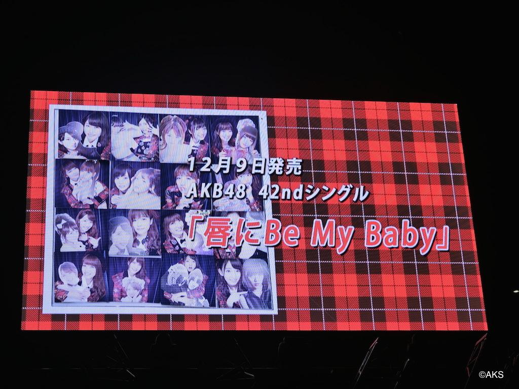 M14.5.唇にBe my baby①