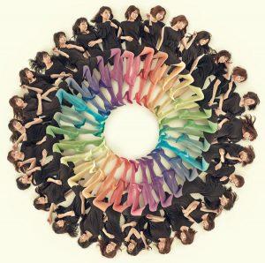 AKB_50thシングル【劇場盤】NMAX-1286